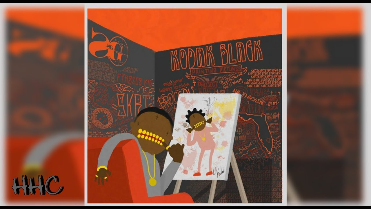 Picture Painting Kodak Black Download